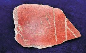 கீழடி-அகழாய்வு-பிராமி எழுத்து